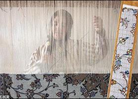 فرصت بافت و صادرات فرش در اندیمشک احیا می گردد