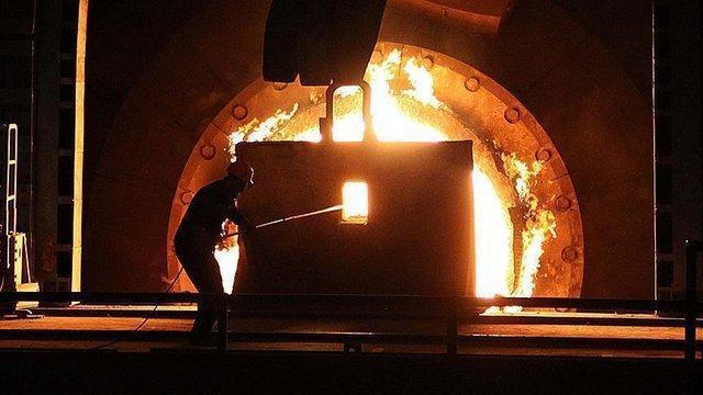 فراوری فولاد دنیا از یک میلیارد تن گذشت