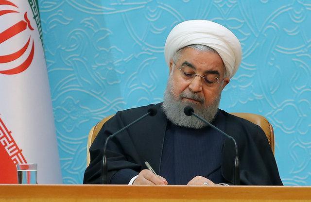 تقدیر روحانی از سرپرستان وزارتخانه های کار و اقتصاد