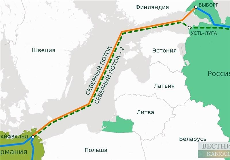 تهدیدات جدید Nord Stream-2 برای آلمان