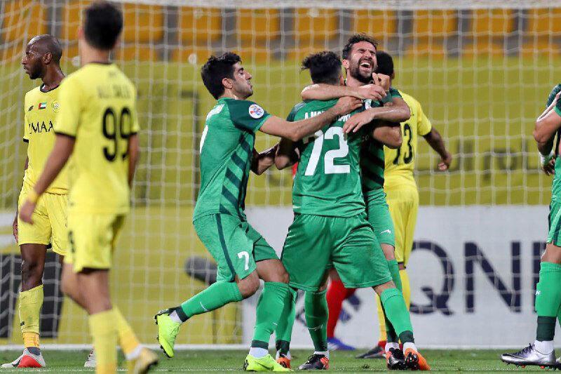 لیگ قهرمانان آسیا؛ پیروزی ذوب آهن مقابل الوصل و صدرنشینی