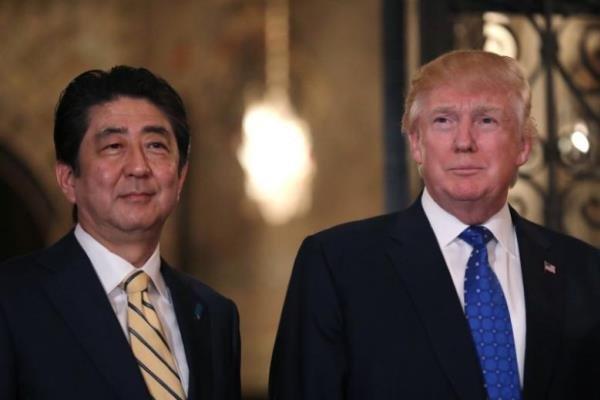 تمایل ترامپ به قرارداد تجاری بلندمدت میان آمریکا و ژاپن