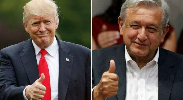 مکزیک برای تامین بودجه طرح مهاجرت با آمریکا هواپیمای ریاست جمهوری را می فروشد