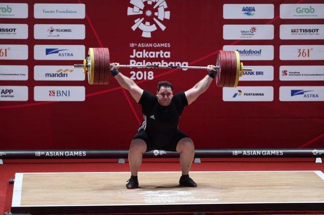 علی حسینی: روز به روز بهتر می شوم، به امید المپیک تمرین می کنم