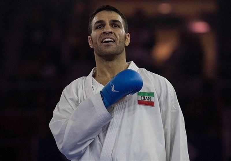 کاراته قهرمانی آسیا، مدال طلای کاپیتان پورشیب حسن ختام تیم مردان در بخش انفرادی، کسب یک طلا و دو برنز از تاتامی تاشکند