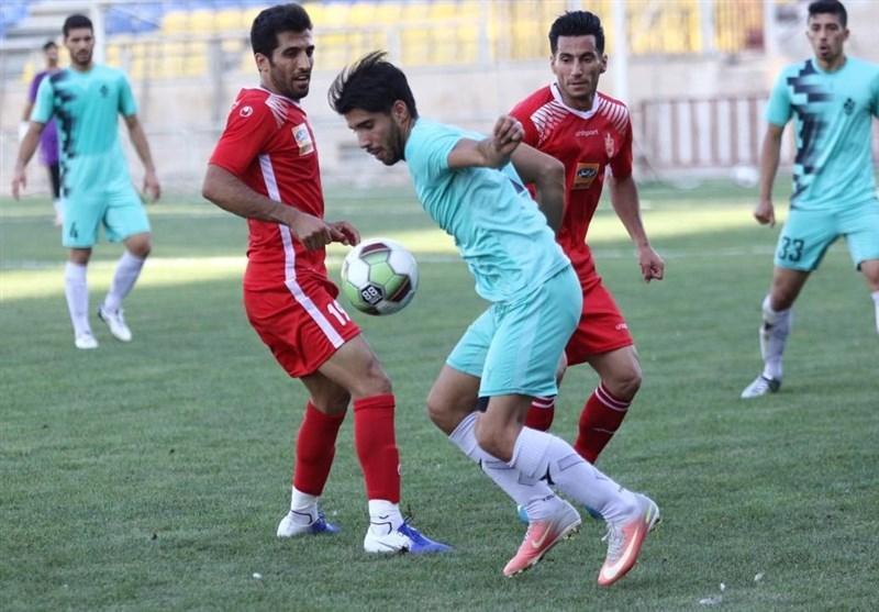 شکست پرسپولیس 9 نفره مقابل فولاد خوزستان، بازی 20 دقیقه ای سیدجلال