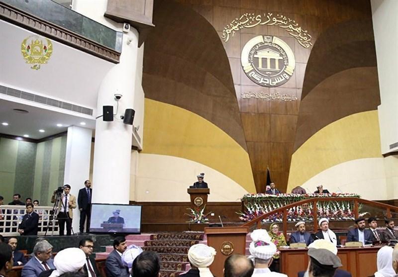 انتقاد مجلس افغانستان از عدم پایبندی آمریکا به پیمان امنیتی کابل-واشنگتن