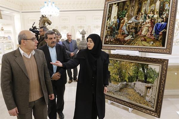 بازار سنتی ایران مال افتتاح شد