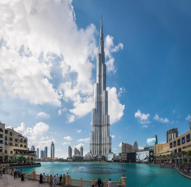 طبقه فوقانی برج خلیفه دوبی به فروش می رسد؛ قیمت: 1 میلیارد دلار